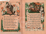 METROPOLITAN MOTHER GOOSE BY WATSON ANTIQUE GRAPHIC ILLUSTRATED CHILDRENS BOOK - K-townConsignments