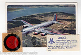 AMERICAN AIRLINES VINTAGE GRAPHIC ADVERTISING FLAGSHIP FLIGHT PACKET & FLYERS - K-townConsignments