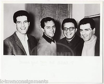 FRANKIE VALLI & THE FOUR SEASONS VINTAGE FRANK DRIGGS COLLECTION MUSIC PHOTO - K-townConsignments