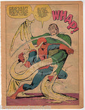 SPIDER-MAN SHOWOFF VS THE SANDMAN VINTAGE GIANT COMIC BOOK PAGE POSTER PRINT - K-townConsignments