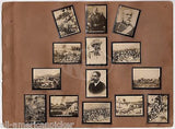 GENERAL SHAFTER JOSE WHEELER & LUDLOW CUBAN HISTORY ANTIQUE PHOTO CARDS POSTER - K-townConsignments