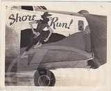 SHORT RUN! WWII BOMBER PLANE NOSE ART CHANUTE AIR FORCE BASE SNAPSHOTS PHOTOS - K-townConsignments