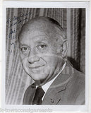 JACOPB JAVITS NEW YORK SENATOR POLITICIAN VINTAGE AUTOGRAPH SIGNED 8x10 PHOTO - K-townConsignments