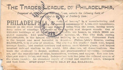 DAIRYMEN'S SUPPLY PHILADELPHIA PA FARMING ANTIQUE ADVERTISING POSTAL MAIL COVER - K-townConsignments