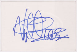 VANILLA ICE RAP MUSICIAN ICE ICE BABY ORIGINAL VH1 AWARDS AUTOGRAPH SIGNATURE - K-townConsignments