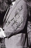 EFREM ZIMBALIST, Jr. 77 SUNSET STRIP & FBI ACTOR VINTAGE AUTOGRAPH SIGNED PHOTO - K-townConsignments