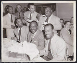 COUNT BASIE COLUMBIA RECORDS VINTAGE DRIGGS COLLECTION ORIGINAL PHOTO 1941 - K-townConsignments