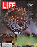 WORLD'S FAIR 1964 FUTURE OF AMERICA & KING HUSSEIN OF JORDAN LIFE MAGAZINE - K-townConsignments