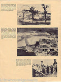 LA GUARDIA AIRPORT 1939-1964 VINTAGE 25th ANNIVERSARY NY NJ ILLUSTRATED BOOKLET - K-townConsignments