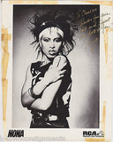 NONA HENDRYX LADY MARMALADE R&B MUSIC SINGER VINTAGE AUTOGRAPH SIGNED RCA PHOTO - K-townConsignments