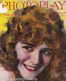 ANITA STEWART HOLLYWOOD MOVIE ACTRESS VINTAGE ROLF ARMSTRONG GRAPHIC ART COVER - K-townConsignments