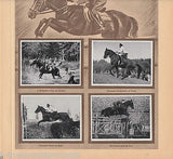HERMANN OPPELN GERMAN EQUESTRIAN OLYMPICS 1936 PHOTO CARDS POSTER PRINT - K-townConsignments
