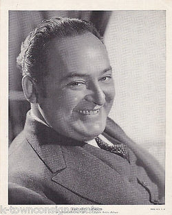 EDWARD ARNOLD COME & GET IT MOVIE ACTOR VINTAGE UNITED ARTISTS PROMO PHOTO PRINT - K-townConsignments