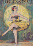 MARYON VADIE VAUDEVILLE THEATRE DANCER ACTRESS VINTAGE GRAPHIC POSTER PRINT - K-townConsignments