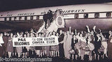PAN AMERICAN AIRWAYS CON EDISON CAMERA CLUB VINTAGE AVIATION GROUP PHOTOGRAPH - K-townConsignments