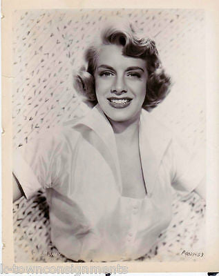 rosemary clooney white christmas bing crosny movie actress vintage stu k townconsignments - Actresses In White Christmas