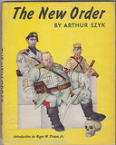 THE NEW ORDER BY ARTHUR SZYK VINTAGE WWII ANTI-GERMANY GRAPHIC ART BOOK 1941 - K-townConsignments
