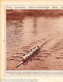 OXFORD-CAMBRIDGE ROWING CLASSIC VINTAGE NEWS PHOTO POSTER PRINT 1922 - K-townConsignments
