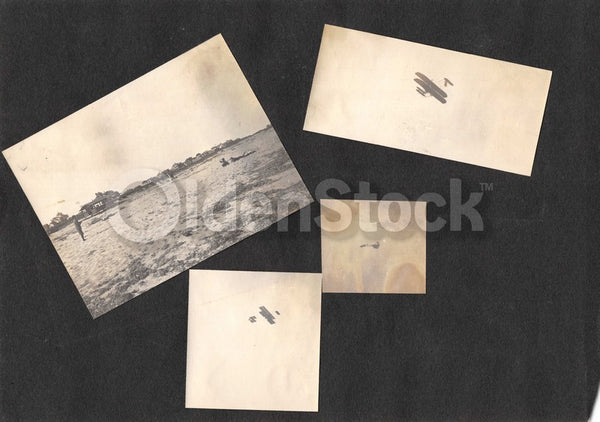 Gordon Bennett Aviation Race 1909 Bleriot XI Curtiss No. 2 Planes Antique Photos