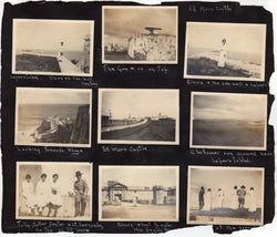 WWI Quarantine Island Puerto Rico San Fermin Earthquake Typhoon Antique Photos