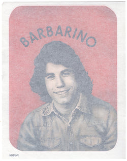John Travolta Vinnie Barabarino Welcome Back Kotter Vintage T-Shirt Iron-On