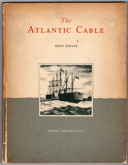Cyrus Field Atlantic Telegraph Co Original Antique Autograph Signature & Book