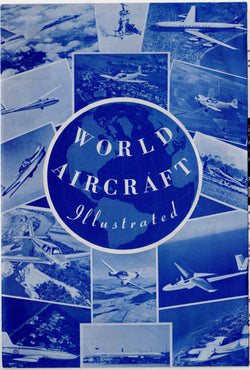 World Aircraft Illustrated by John Underwood Vintage Publishers Advertising Flyer