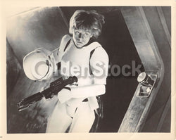 Mark Hamill Luke Skywalker Rescue Scene Vintage Star Wars Movie Still Photograph