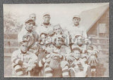 Northfield Vermont High School Baseball Track Team WWI Antique Snapshot Photos