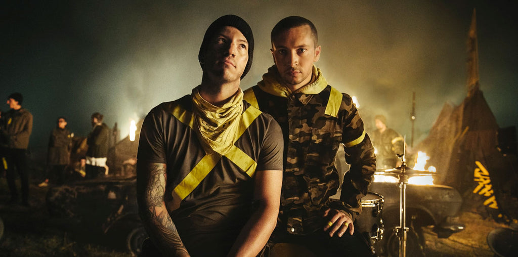 TWENTY ONE PILOTS ANNOUNCE NEW ALBUM: TRENCH