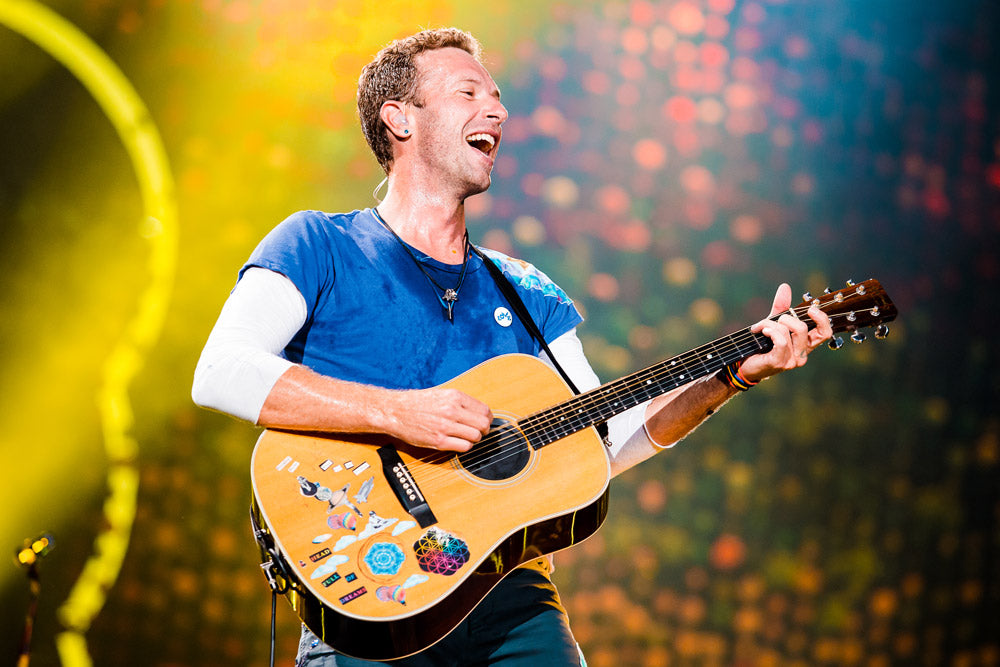 COLDPLAY - 20 YEARS OF CAREER HIGHLIGHTS