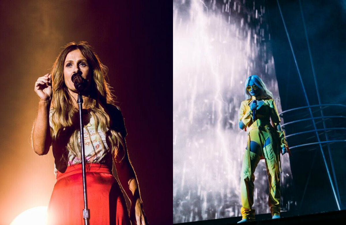 THE 2018 ARIAS WERE ALL ABOUT STRONG, POWERFUL WOMEN