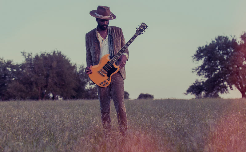 GARY CLARK JR. RELEASES NEW TRACK THE LAND