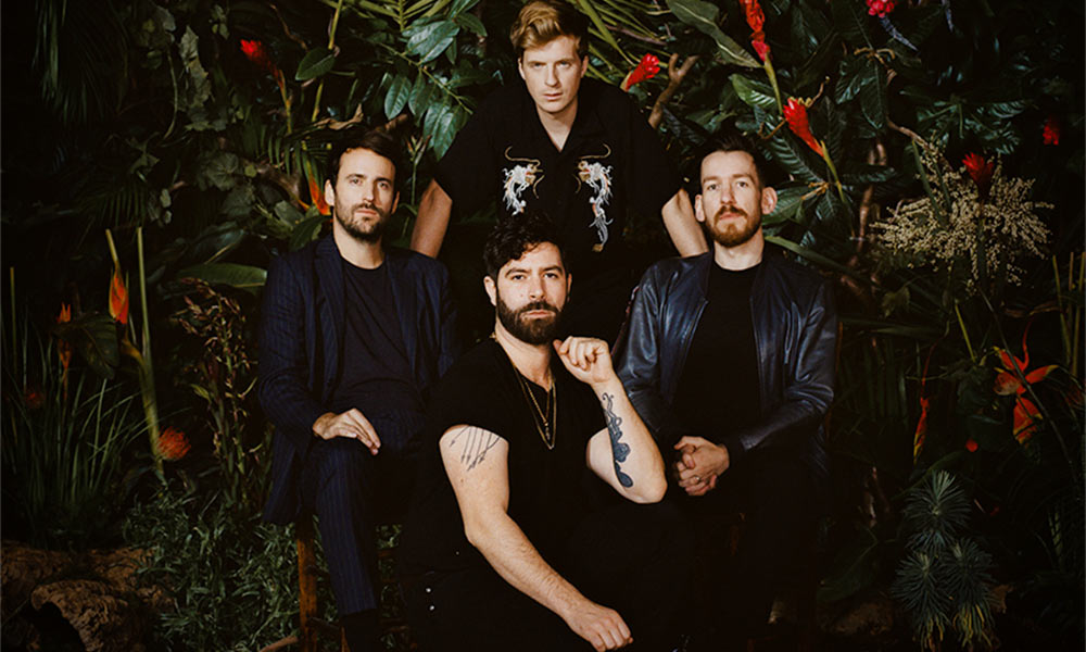 FOALS NEW ALBUM: EVERYTHING NOT SAVED WILL BE LOST – PART 1, OUT NOW!
