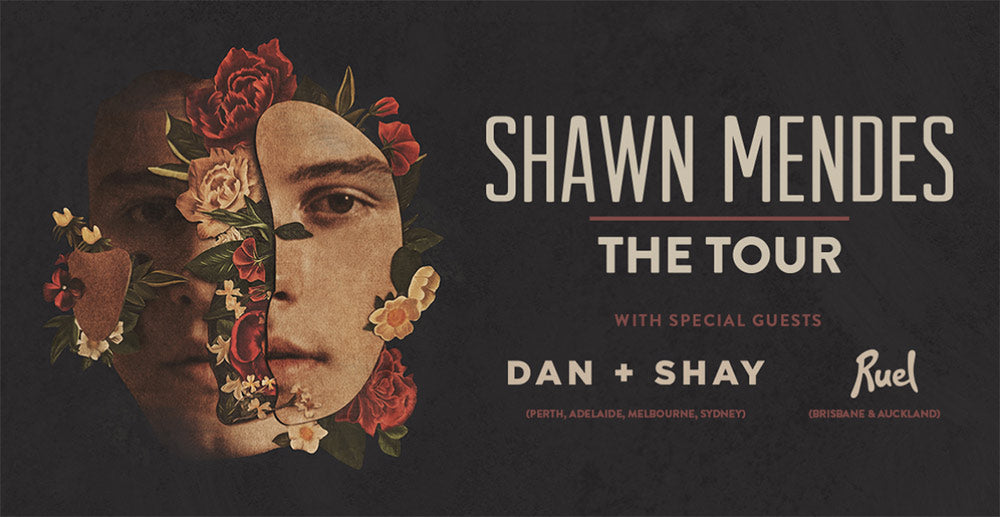 DAN + SHAY ANNOUNCE AUSTRALIAN TOUR DATES SUPPORTING SHAWN MENDES