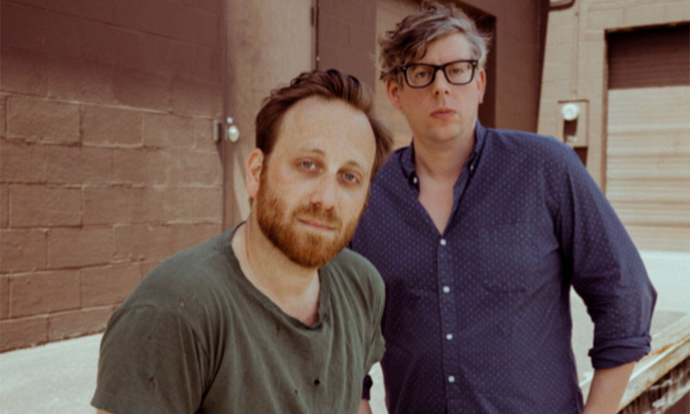 "THE BLACK KEYS DEBUT MUSIC VIDEO FOR NEW SONG ""GO"""