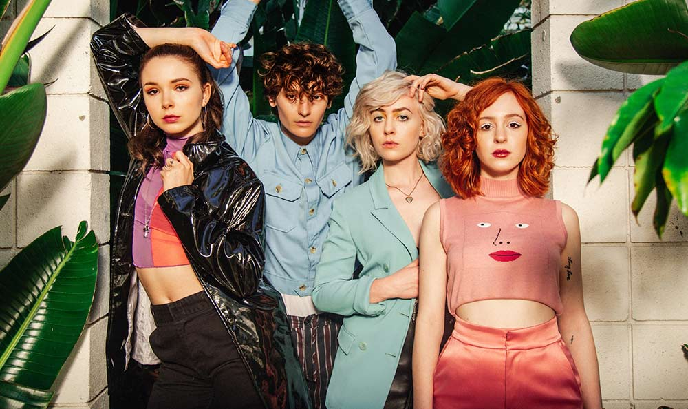 THE REGRETTES ANNOUNCE NEW ALBUM HOW DO YOU LOVE