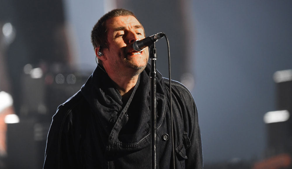 LIAM GALLAGHER TO RELEASE MTV UNPLUGGED LIVE ALBUM