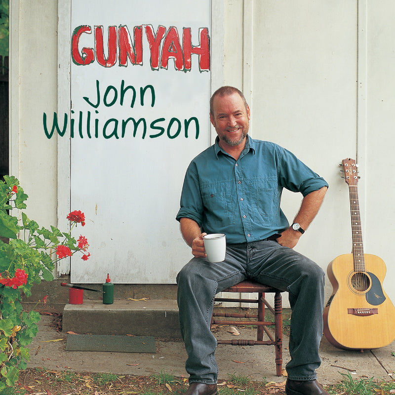 Gunyah (CD) | John Williamson