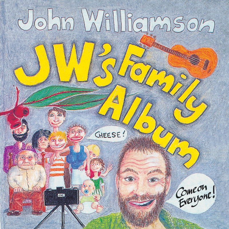 JW's Family Album | John Williamson