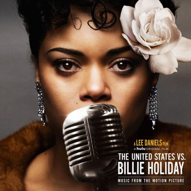 The United States vs. Billie Holiday (Music from the Motion Picture) (CD) + Movie Pass