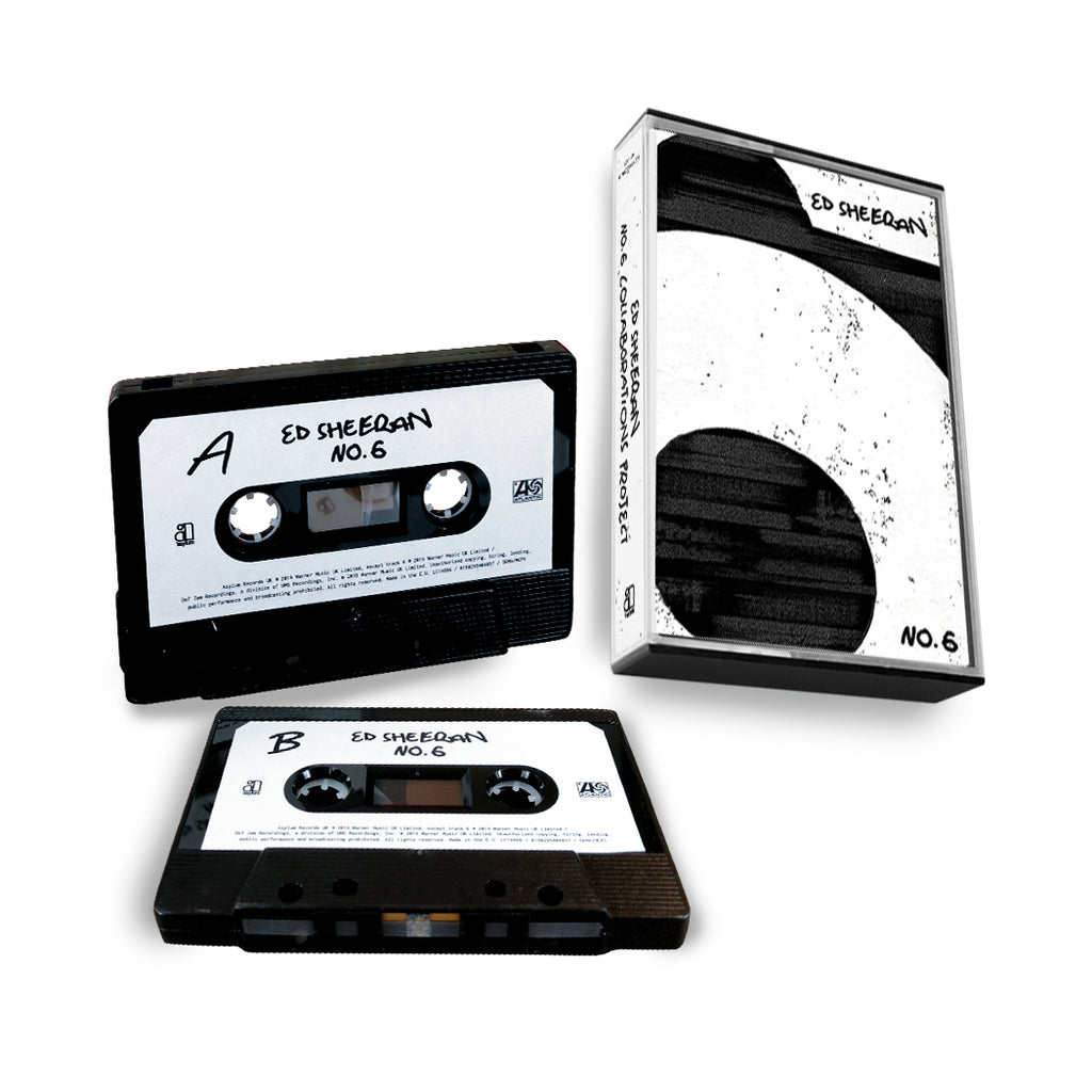 No. 6 Collaborations Cassette