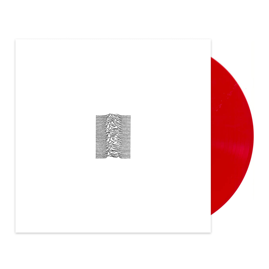 Unknown Pleasures (40th Anniversary Ruby Vinyl)