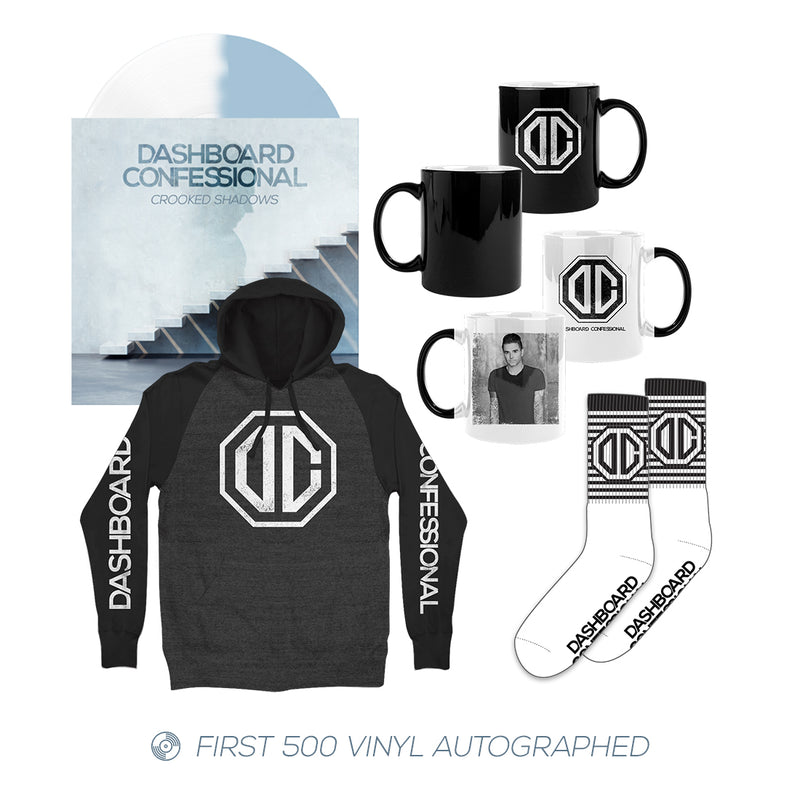 Crooked Shadows (Ultimate Fan Vinyl Bundle)