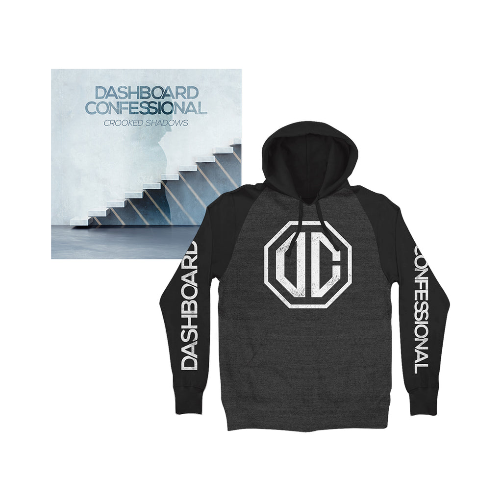 Crooked Shadows (Hoodie & CD)