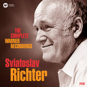 The Complete Warner Recordings (CD) | Sviatoslav Richter