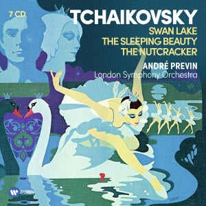 Tchaikovsky: 3 Ballets (Swan Lake, Nutcracker, Sleeping Beauty)
