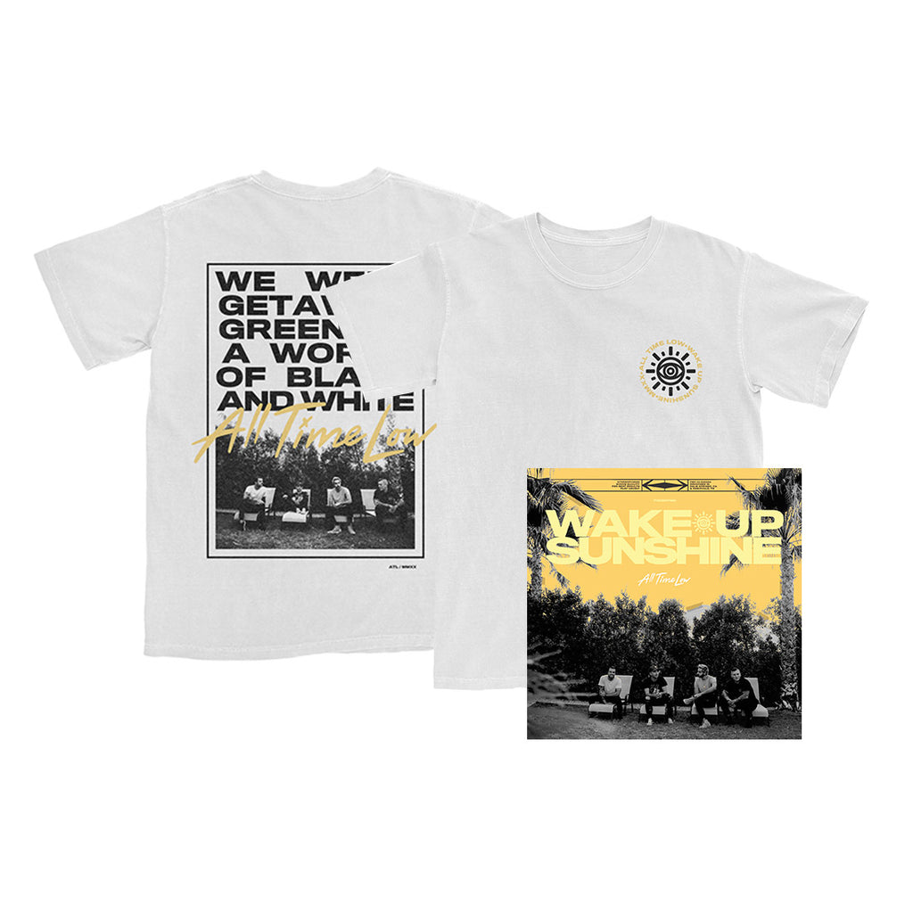 Getaway T-Shirt + Digital Album