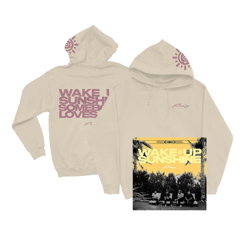Wake Up Hoodie + CD