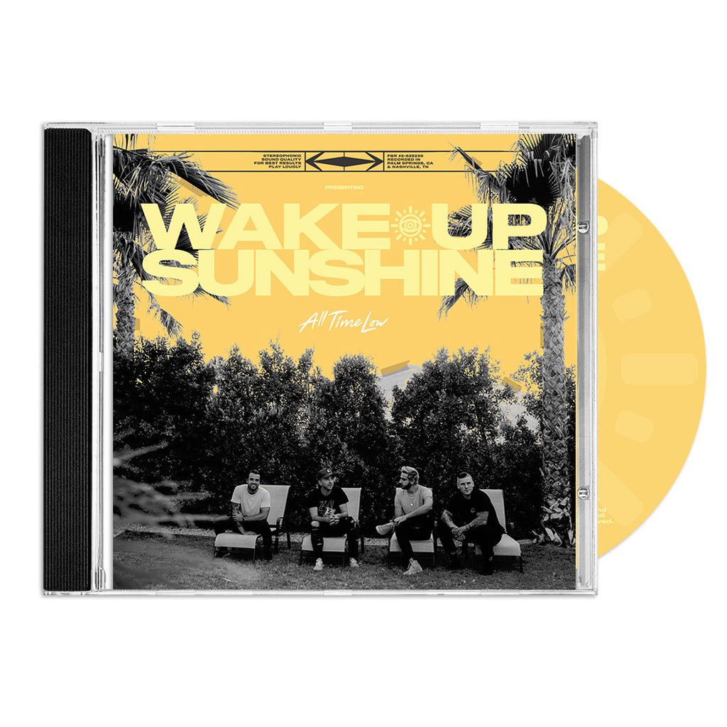 Wake Up Sunshine CD